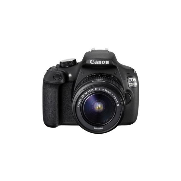 Canon EOS 1200D Cuerpo – Cámara Réflex