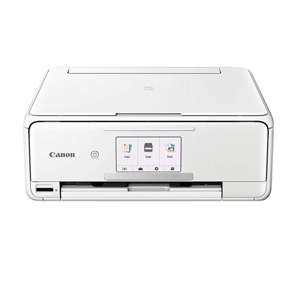 CANON PIXMA TS8151 WHITE WIFI