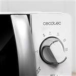 Cecotec ProClean 2010 Blanco 700W 20L  Microondas