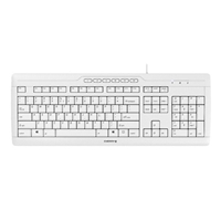 Cherry Stream 3.0 Blanco - Teclado