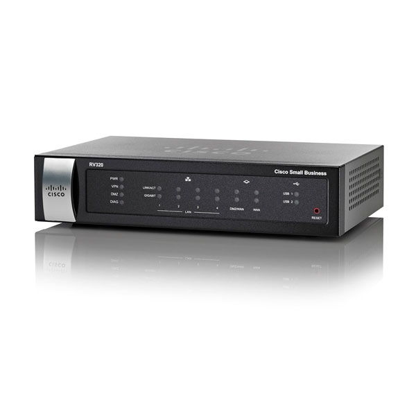Cisco Small Business RV320 - Router