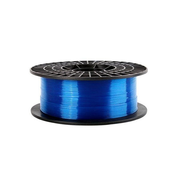Colido Filamento Translucido Gold PLA 175mm 1 Kg Azul