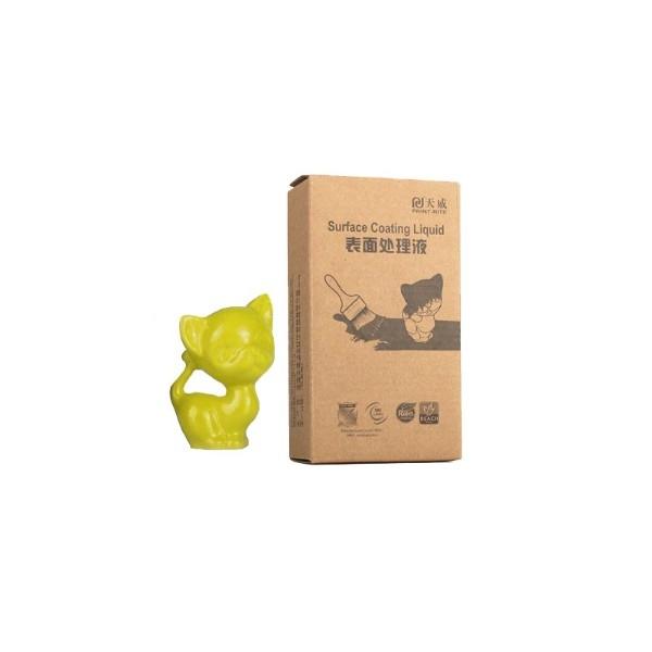 Colido recubrimiento piezas 3d amarillo 60ml  Consumible
