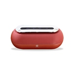 Conceptronic Dunkan rojo bluetooth 2 x 5W   Altavoz