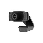 Conceptronic Amdis FullHD 1080P con micrfono  Webcam