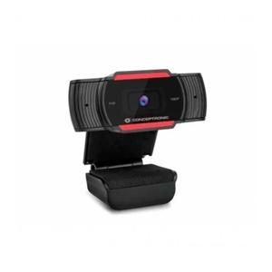 Conceptronic Amdis 04R FullHD 1080P con micrófono  Webcam