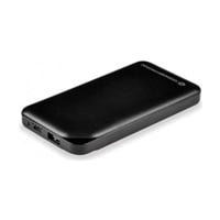 Conceptronic powerbank Avil 10000 mAh negra - Powerbank
