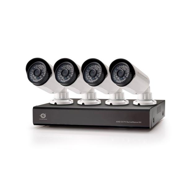 Conceptronic C4CHCCTVKITD V2 - Kit de cámaras de vigilancia