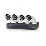 Conceptronic C4CHIPSKIT - Kit de cámaras IP de vigilancia