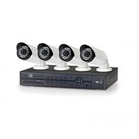 KIT VIDEOVIGILANCIA CONCEPTRONIC IP 4 CANALES
