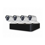 Conceptronic C8CHCCTVKITD V2 - Kit de cámaras + HDD 2TB