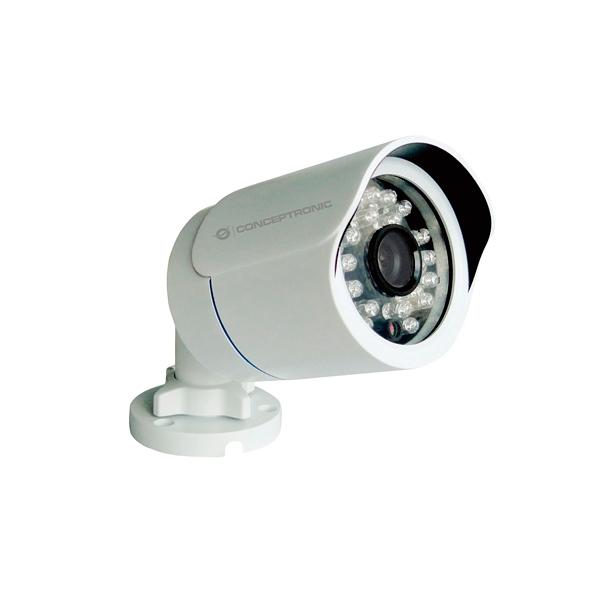 CAMARA CCTV AHD CONCEPTRONIC 1080P TIPO BULLET CCAM1080FAHD