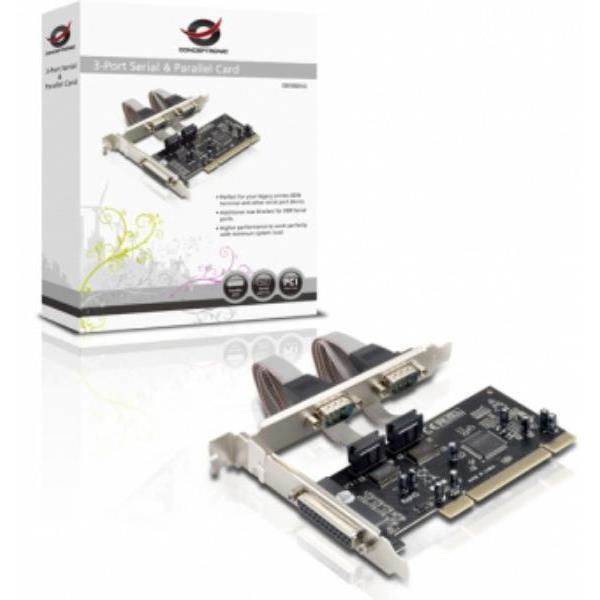Conceptronic CI3PSERPAR 1 Paralelo  2 serie  Adaptador PCI