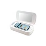 Conceptronic Esterilizadora Cargador Wireless  Sanitizador