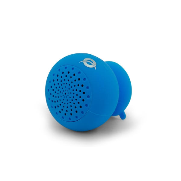 Conceptronic Bluetooth impermeable azul  Altavoz