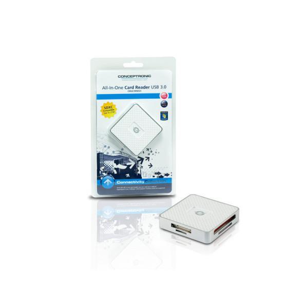 Conceptronic CMULTIRWU3 USB – Lector Flash