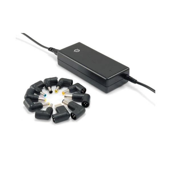 Conceptronic Adaptador universal de portátil 90W – Cargador