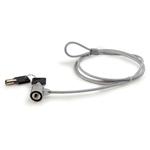 Conceptronic Cable de seguridad con llave  Accesorio