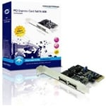 Conceptronic CSATA600EXI Controladora SATA3 - Adaptador PCIe