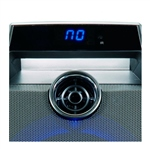 Conceptronic Disco 20W bluetooth gris -Altavoz