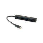 Conceptronic USB 3.1 USB-C a 4 USB 3.0 - Hub USB