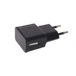 Conceptronic 1 USB negro  Cargador de pared stand