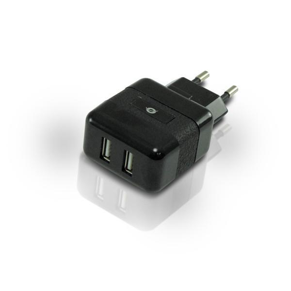 Conceptronic CUSBPWR2A Adaptador de corriente 5V – Adaptador