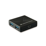 Conceptronic HUBBIES02B 4 puertos USB 3.0 - Hub