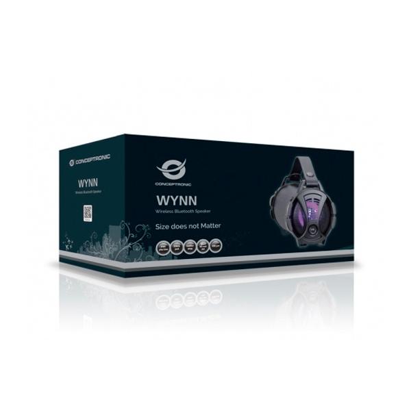 Conceptronic Wynn negro  - Altavoz