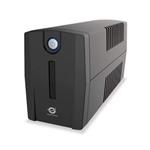 Conceptronic SAI ZEUS 01ES 650VA USB Protección LAN  SAI