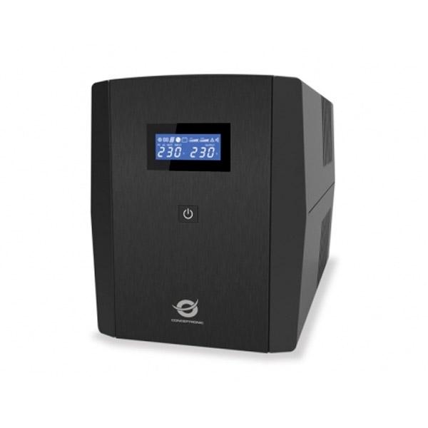 Conceptronic SAI ZEUS 03E 1200V USB Protección LAN – SAI