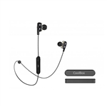 AURICULARES INTRAURICULAR BT COOLBOX COOLTWIN DDRIVE NEGRO