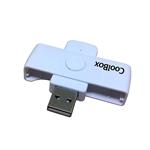 Coolbox DNI-E pocket USB - Lector de tarjetas