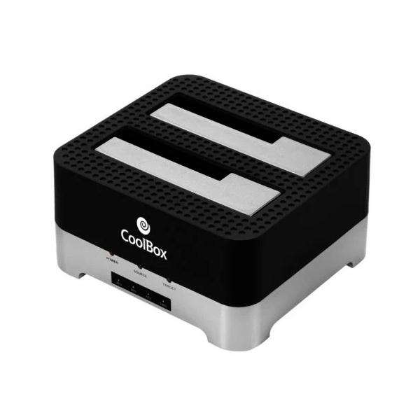 Coolbox dock HDD 35  25 USB30 V2 Dock