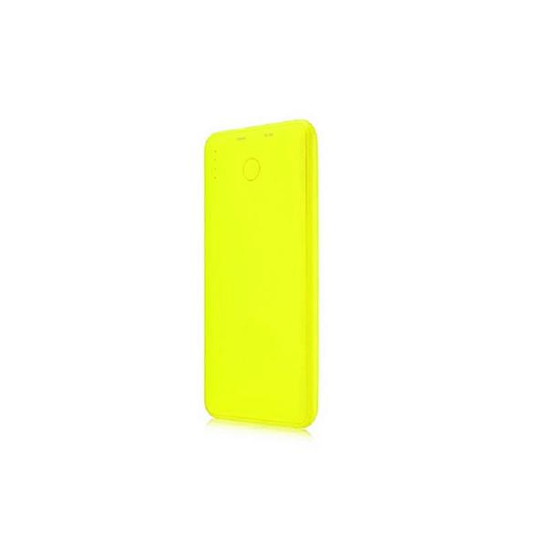 Coolbox PB10 10000MAH 2USB 2A amarillo - Powerbank