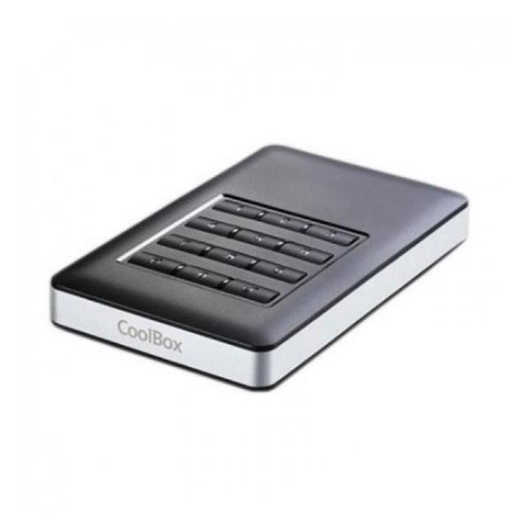 Coolbox caja HDD 25 Securchase 253 USB 30  Carcasa 25