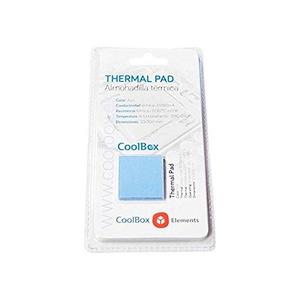COOLBOX KIT 4 PADS térmicos