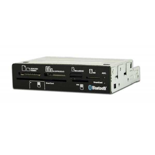 Coolbox CR-650 DNI Bluetooth – Lector de tarjetas