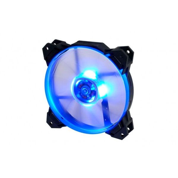 Coolbox Deepgaming Deepwind 12X12 LED azul  Ventilador