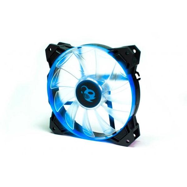Coolbox Deepgaming Deepwind 12X12 LED azul - Ventilador