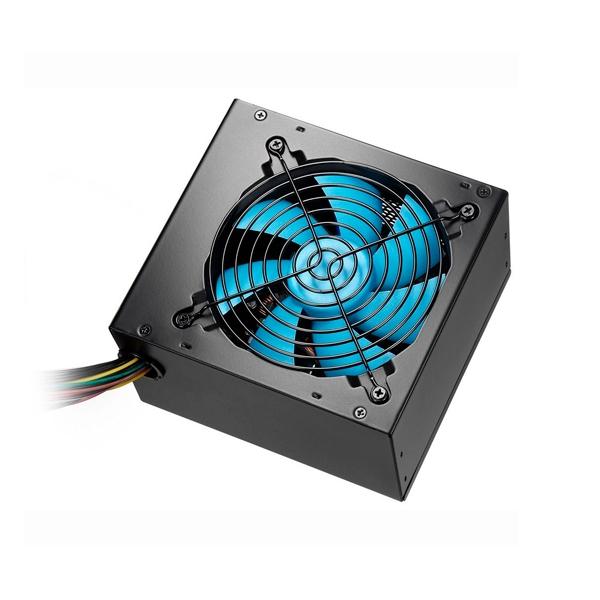 Coolbox POWERLINE BLACK 700 ATX  Fuente de alimentación