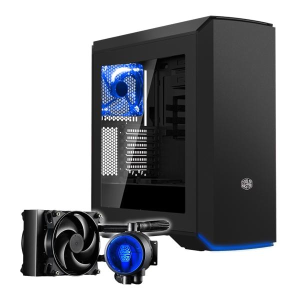 Cooler Master Mastercase 6 PRO Azul  ML140 Pro