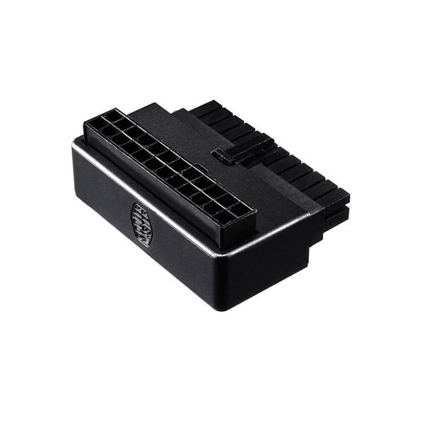 Cooler Master 24 pin 90º con capacitadores - Adaptador