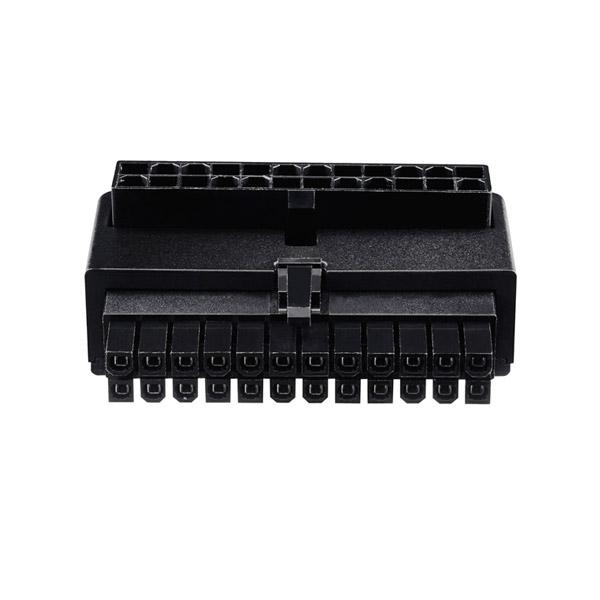 Cooler Master 24 pin 90 con capacitadores  Adaptador