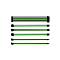 Cooler Master mod cable KIT verde/negro - Extension cable FA
