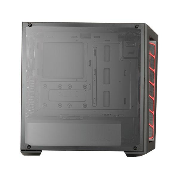 Cooler Master  MasterBox MB511 roja  Caja