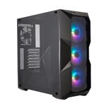 Cooler Master MasterBox TD500 ARGB Negro - Caja