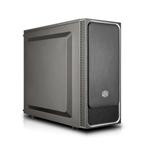 Cooler Master MasterBox E500L USB 31 NegroPlata  Caja