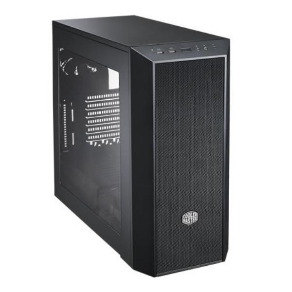 Cooler Master MasterBox 5 con ventana negra – Caja