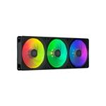 Cooler Master MasterFan SF360R ARGB 12cm  Ventilador
